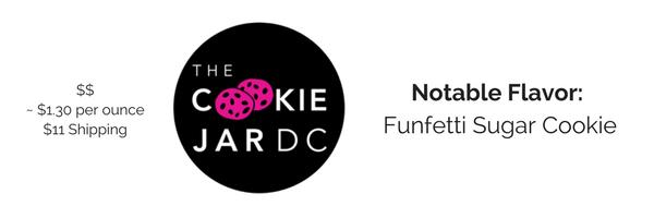 The Cookie Jar DC Logo
