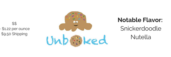 Unbaked Cookie Dough