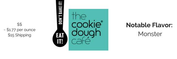 The Cookie Dough Cafe Logo