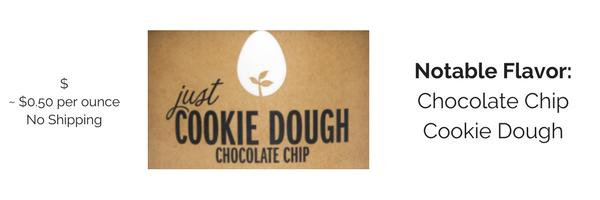 Target's Just Cookie Dough