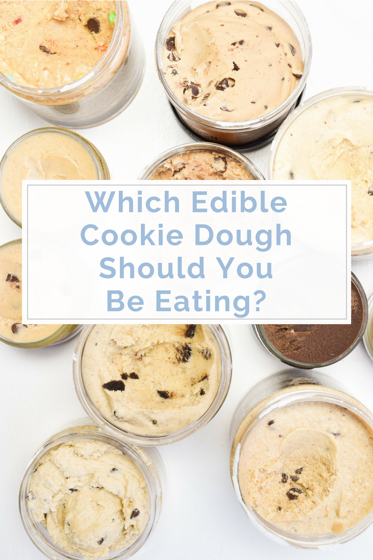 Which Edible Cookie Dough Should You Be Eating