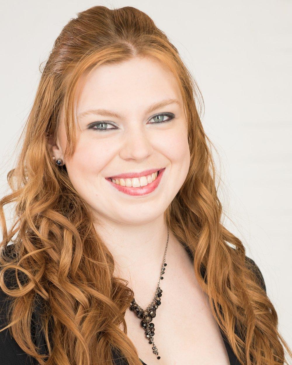 Jessianne Page, CIR <i>Director of Capture Management</i>