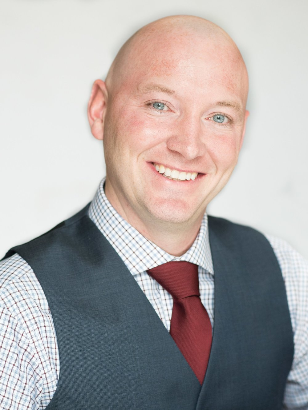 Jared Beuther,CIR,CPC <i>Associate Vice President of Talent Acquisition</i>