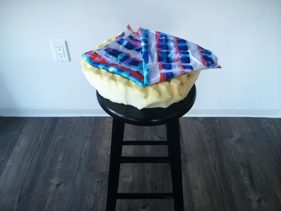 Covering Bar Stools Angie Coleman