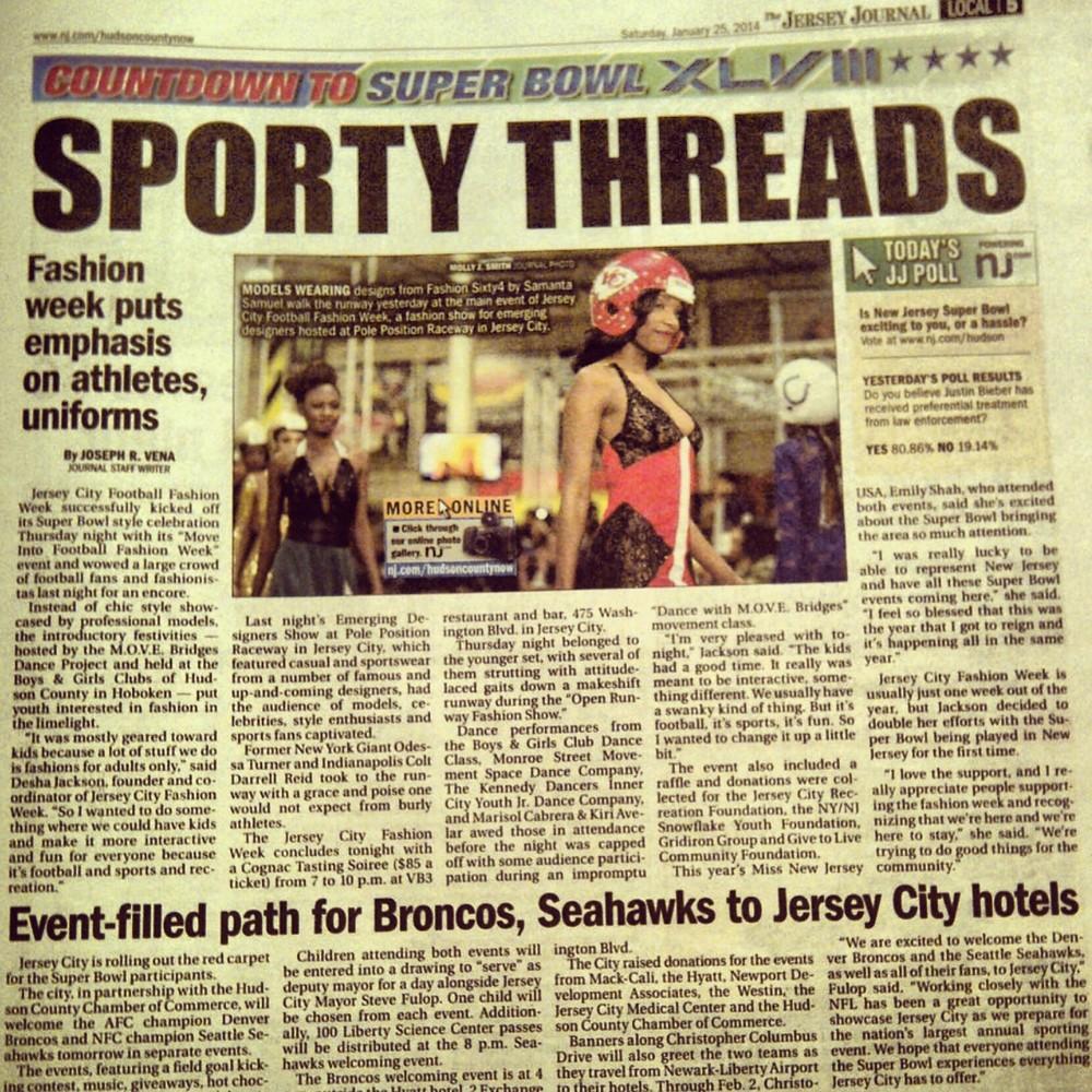 Jersey Journal - 2014