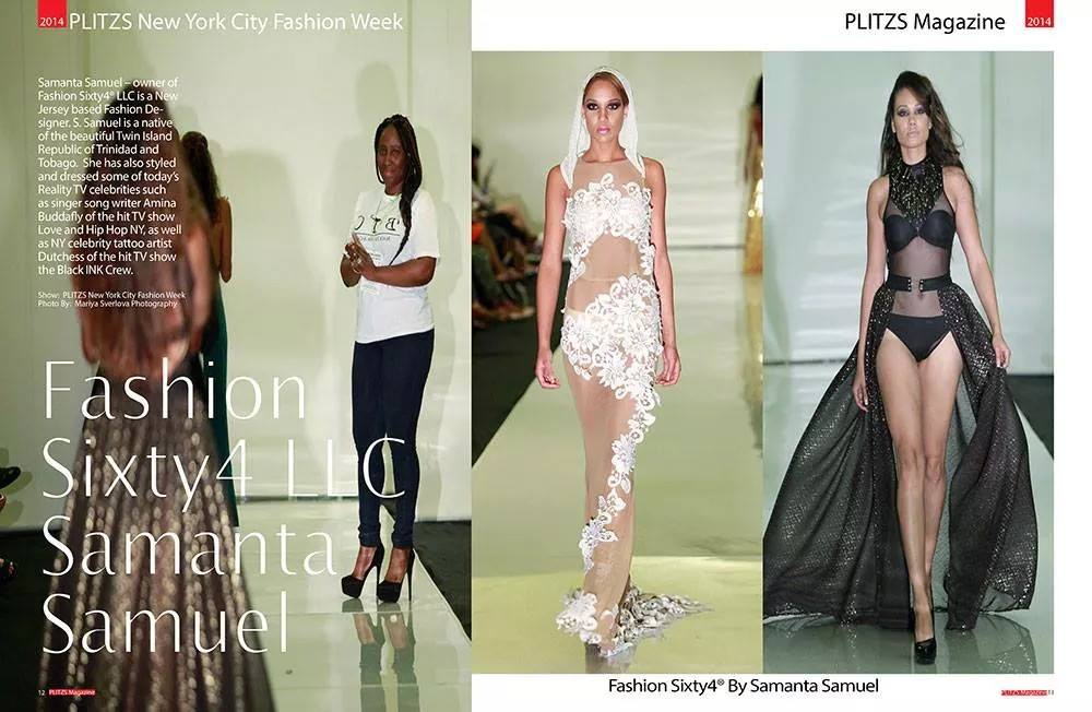 September 2014 - Plitz New York Fashion Week