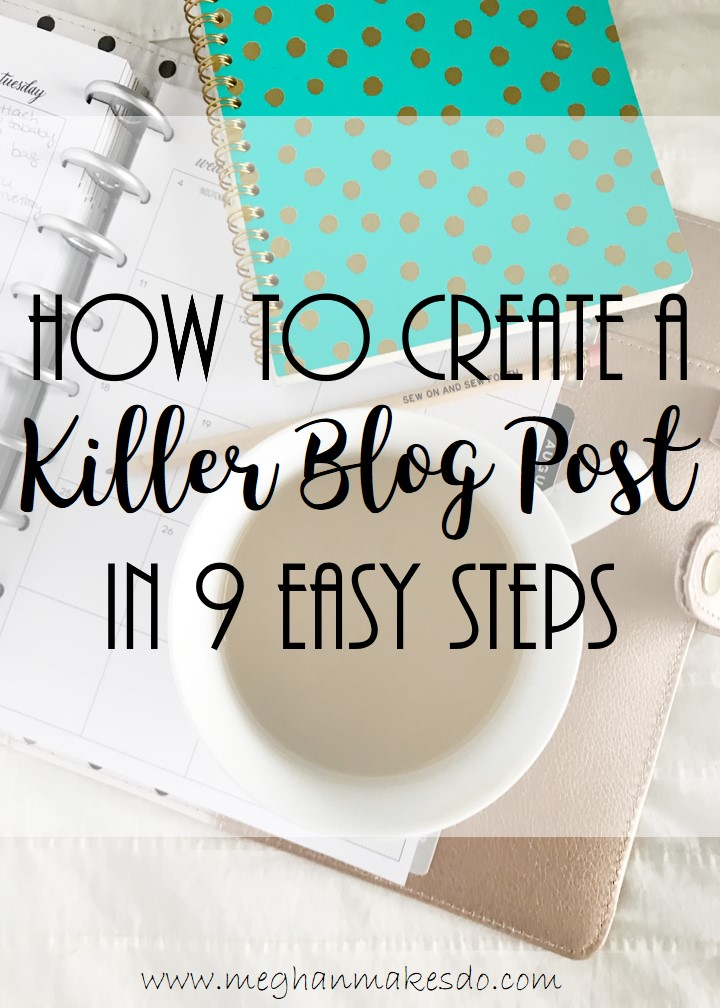 killer blog post