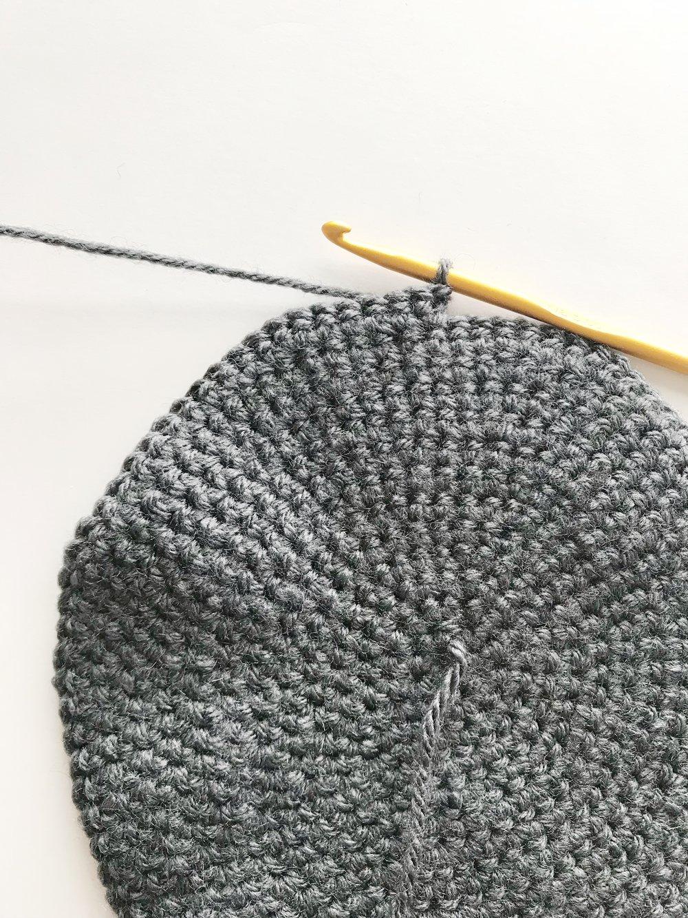 The Phoenix Basket-Free Crochet Pattern — Meghan Makes Do