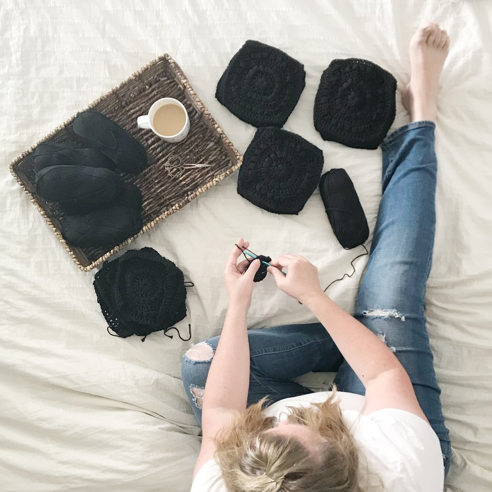 crochet top pattern