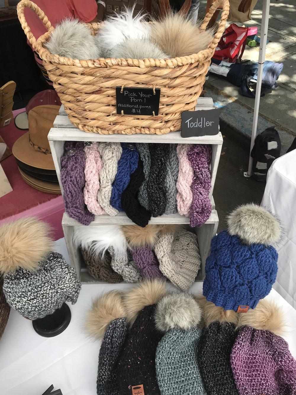 best craft show displays