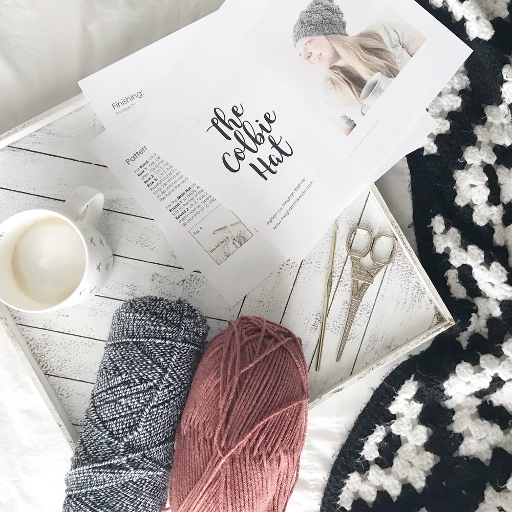 what to include in a crochet pattern