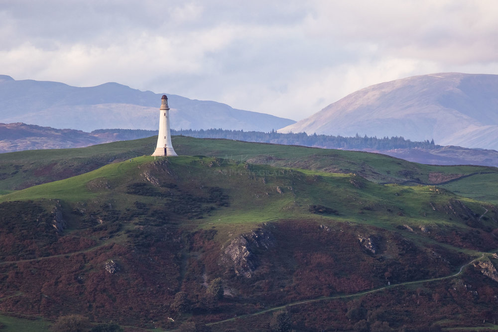 The track up to Hoad from Birkrigg common