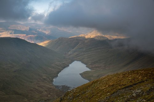Hayeswater Before The Storm