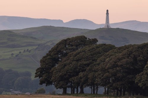 Hoad Monument From Birkrigg