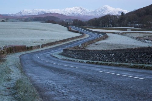 The Road Into The Lake District