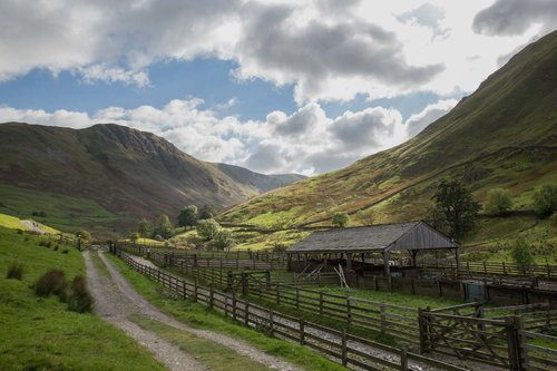 The Sheep Shelter. Hartsop
