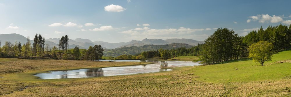 Wise Een Tarn Panorama