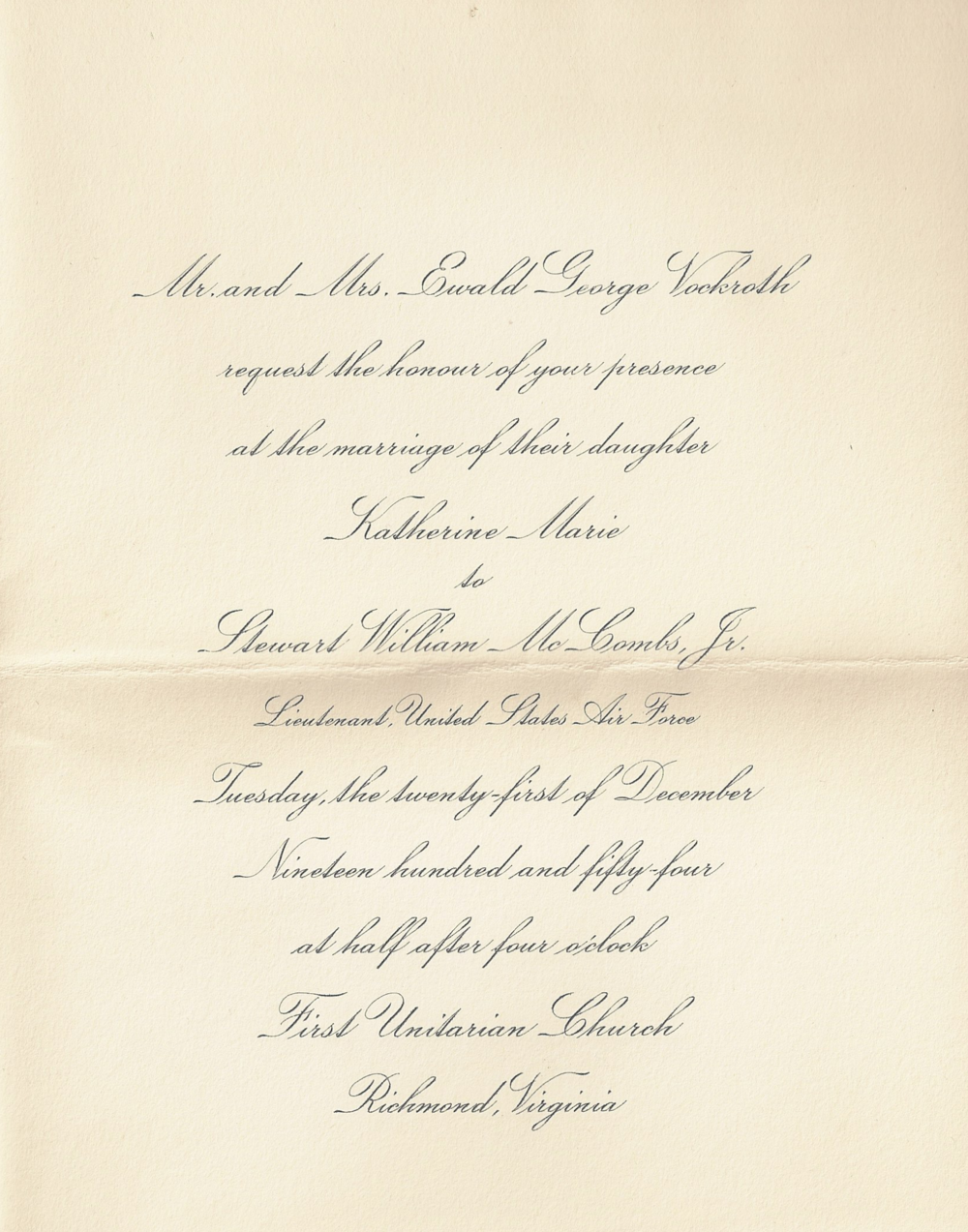 The History of Wedding Invitations — Kelsey Malie Calligraphy