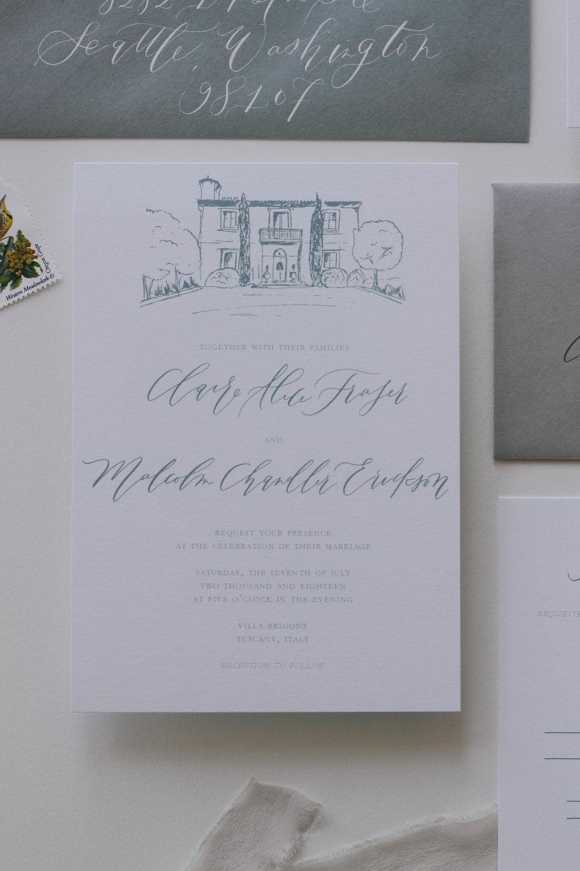 Tumalo - A rustic invitation suite
