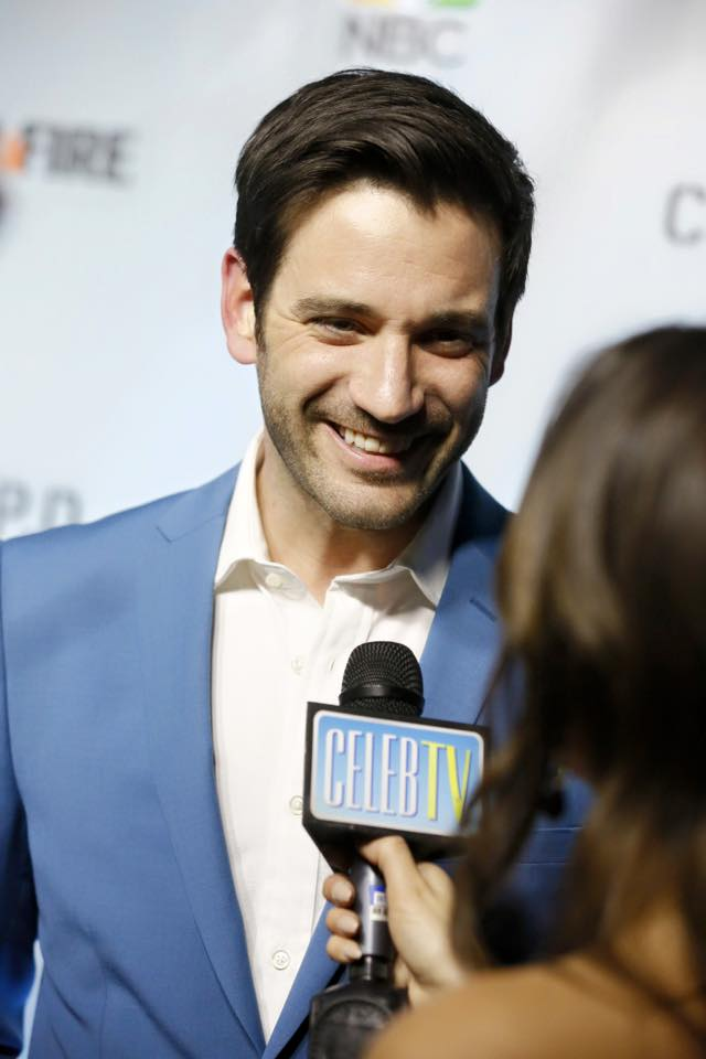 Chicago Med's Colin Donnell.