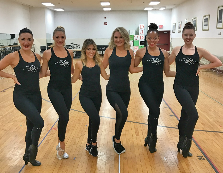 What It's Like to Be a Rockette For a Day