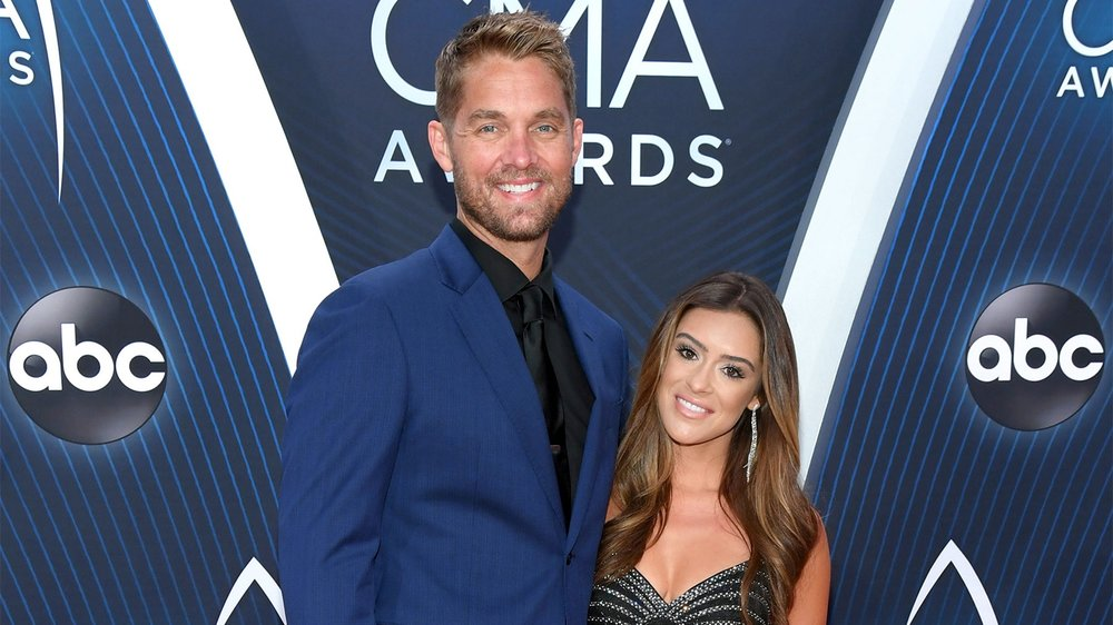 Why Brett Young Cut His Wedding Serenade Short! (Exclusive) -