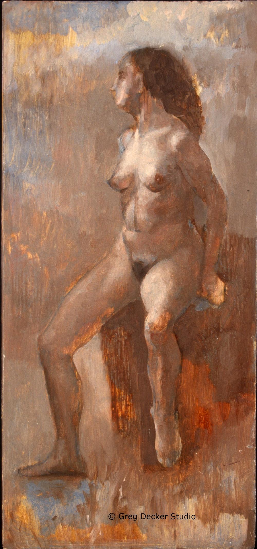Woman (Sitting)