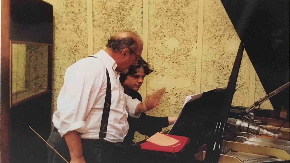 Conductor Pedro Ignacio Calderon