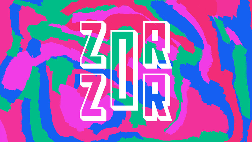 ZOR ZOR: REBRAND | DIRECT TO CLIENT
