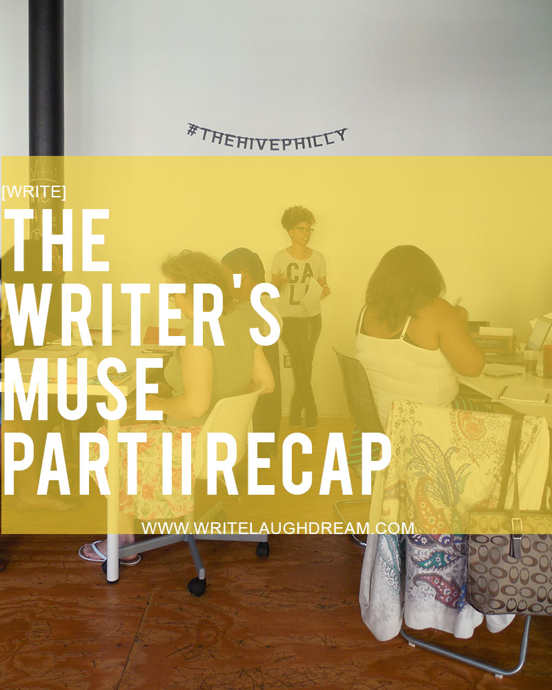 The Writers Muse