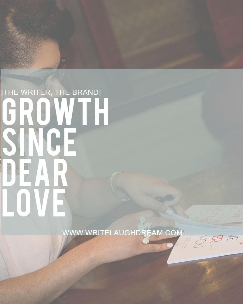 Dear Love The Book