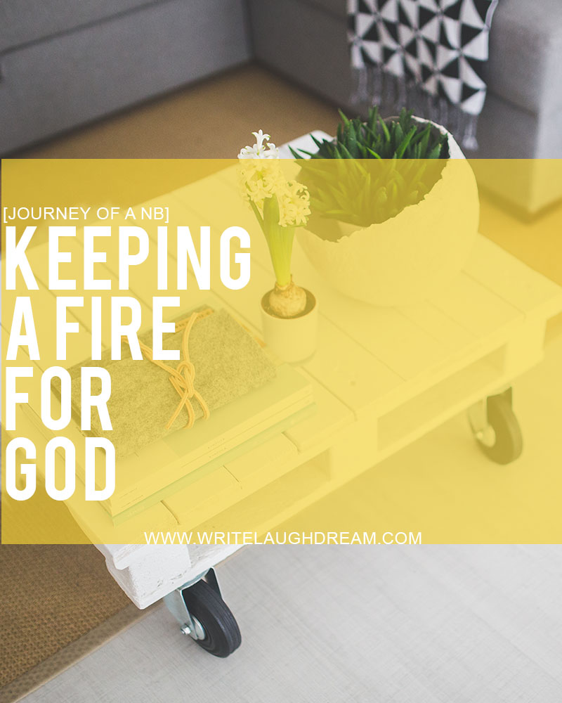 Fire for God