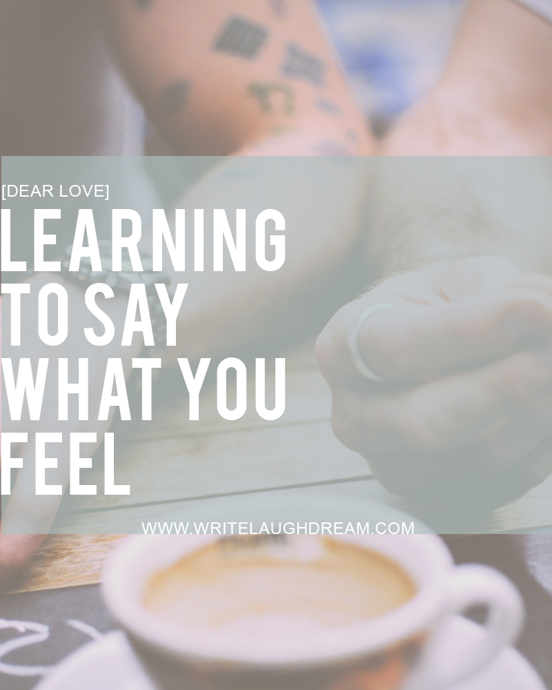 Learning to Say What You Feel