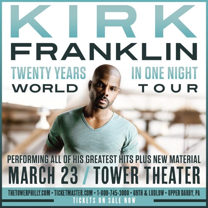 Kirk Franklin Tour