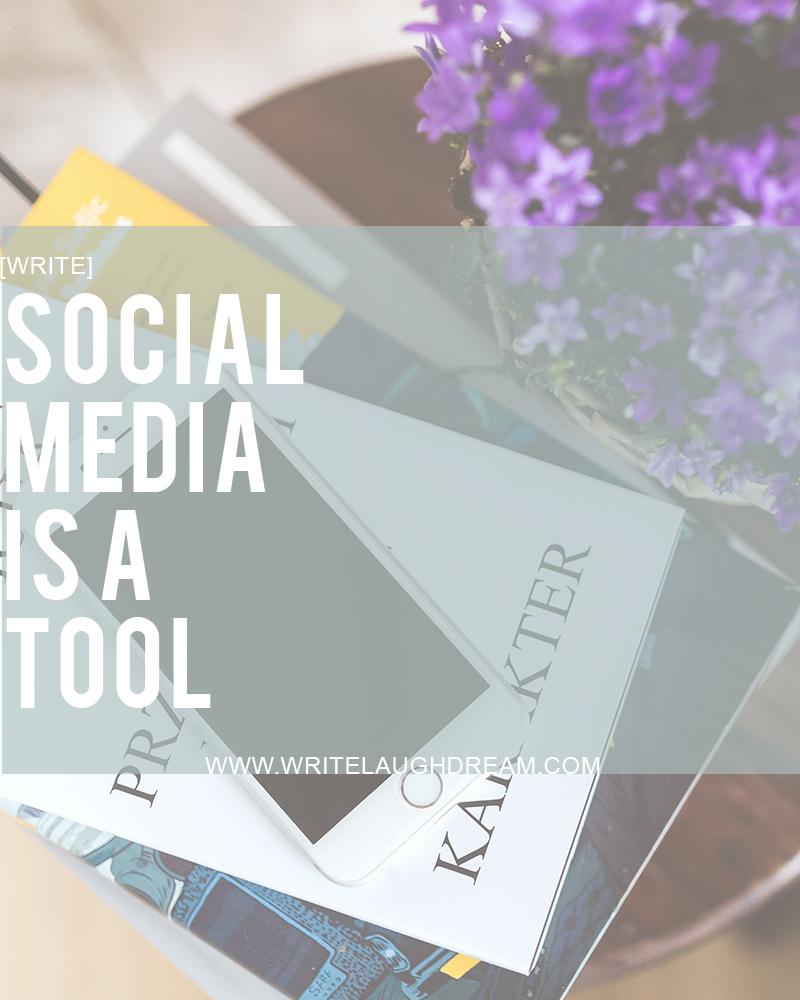 Using Social Media as a Tool