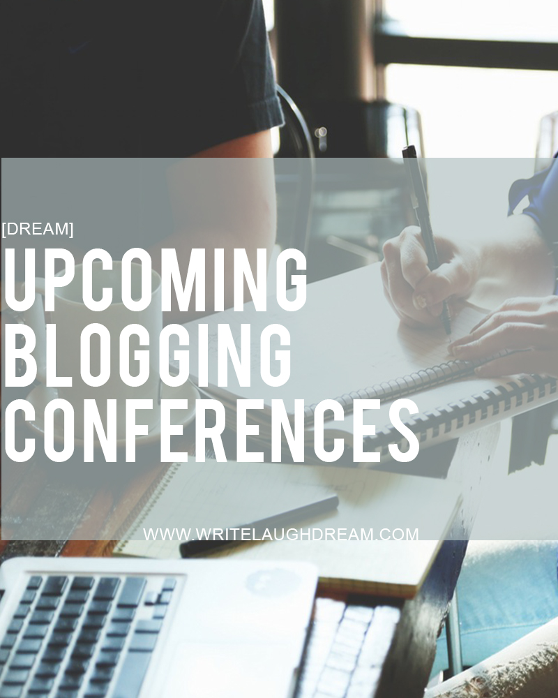 2016 Blogging Conferences