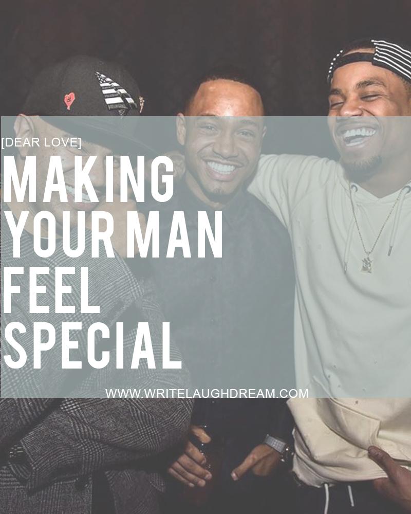 what men feel when in love