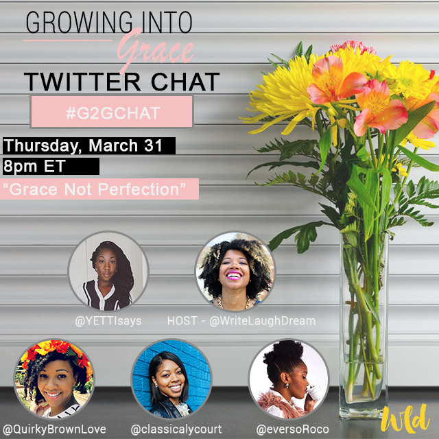 Growing Into Grace Twitter Chat