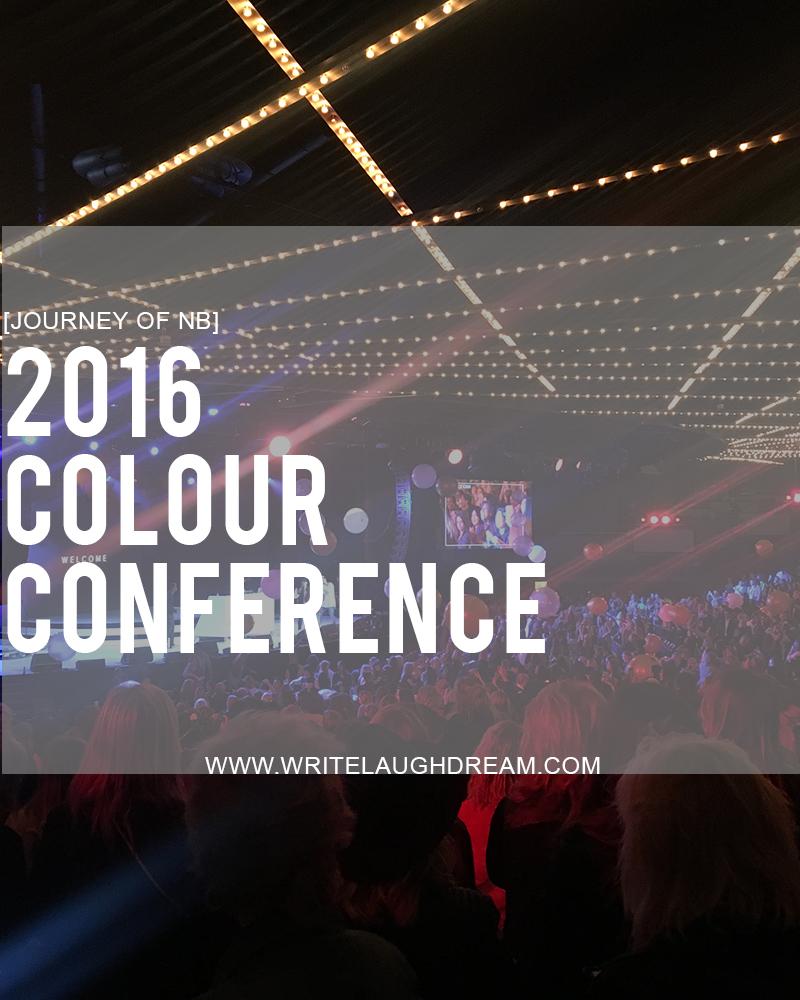 2016 Colour Conference