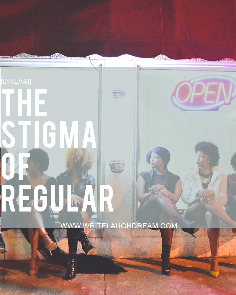 The Stigma of Regular