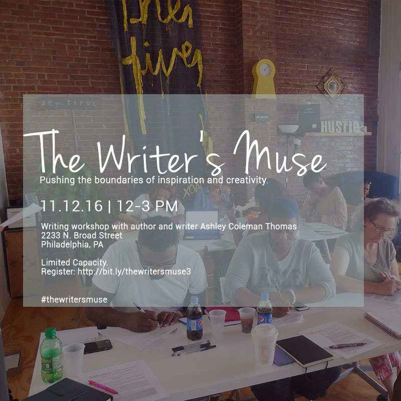 The Writer's Muse Workshop