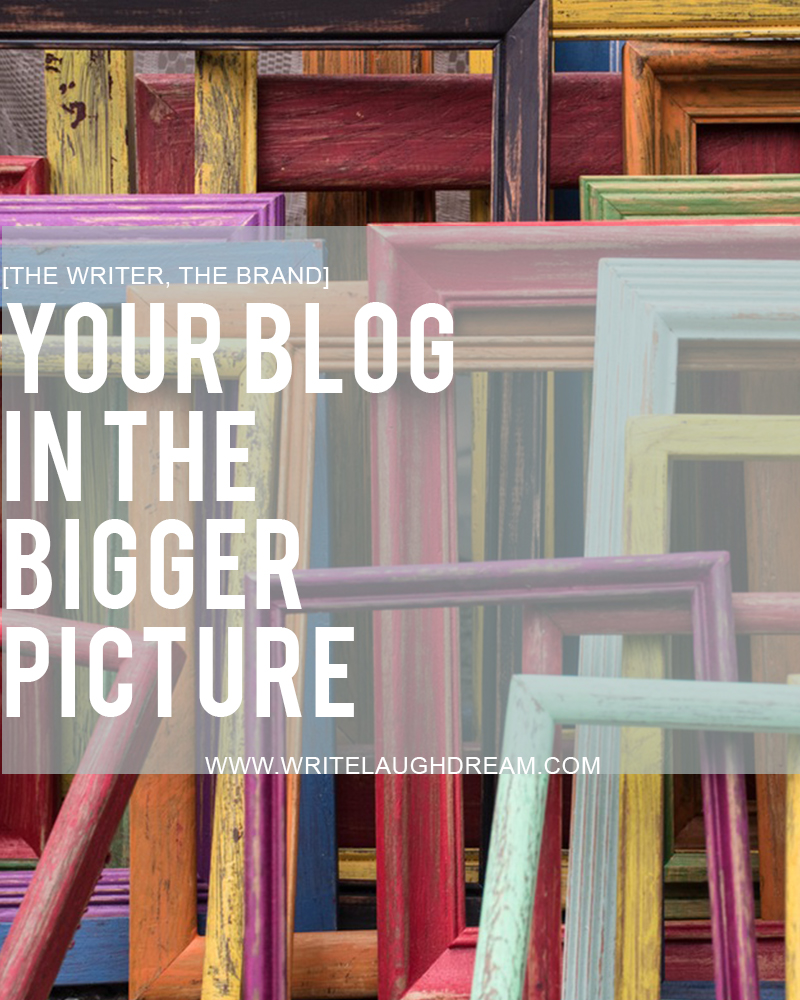 Your Blog in the Bigger Picture
