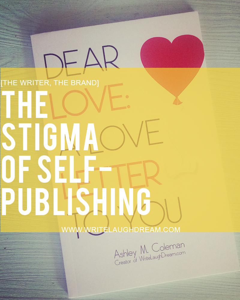 The Stigma of Being Self-Published