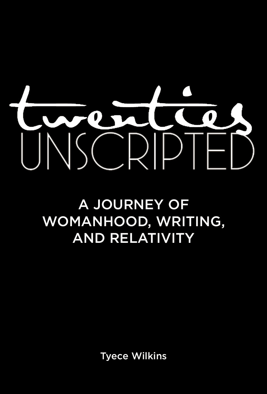 A Journey in Womanhood writing and relativity