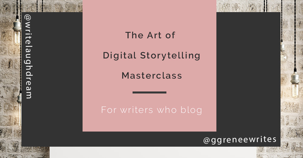 Digital Storytellers Masterclass