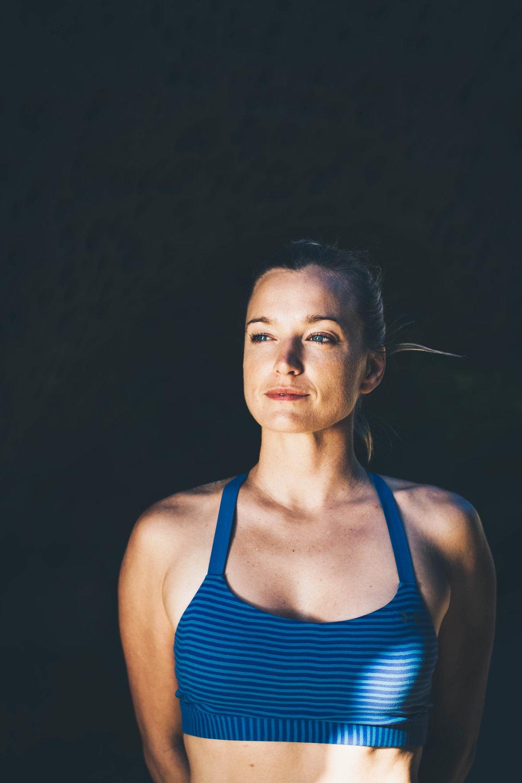 Rebecca Yoga Shoot