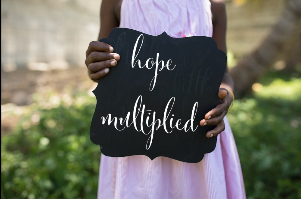Join us in multiplying HOPE for women in Haiti.