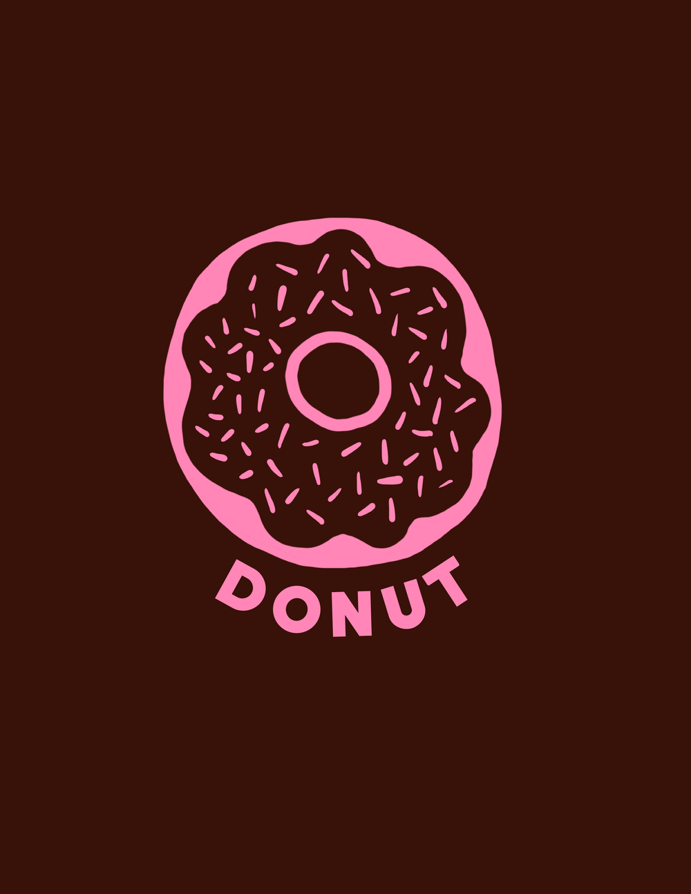 DONUT - Digital Illustration