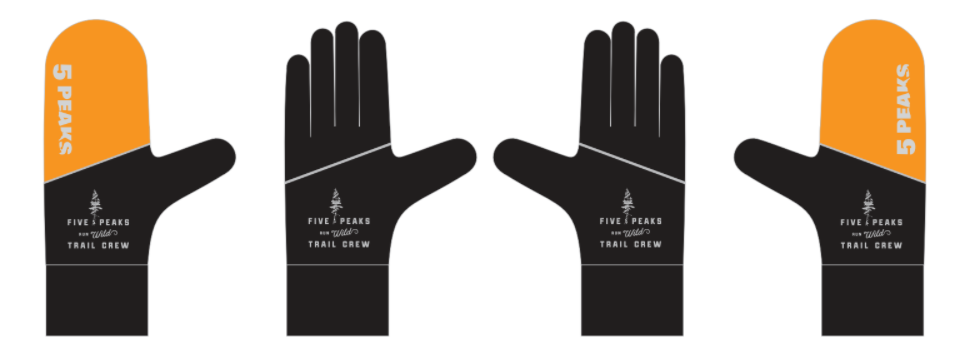 The souvenir for this race is the awesome Boco Gear Converter Run Glove.  Register now to reserve your pair!