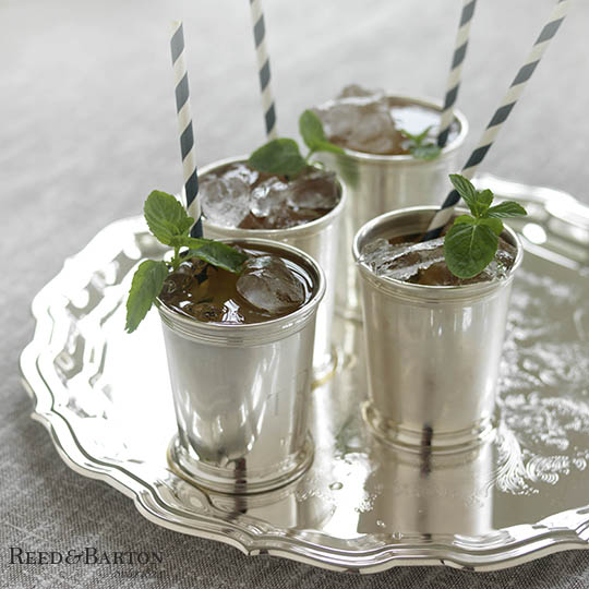 the old forester mint julep recipe